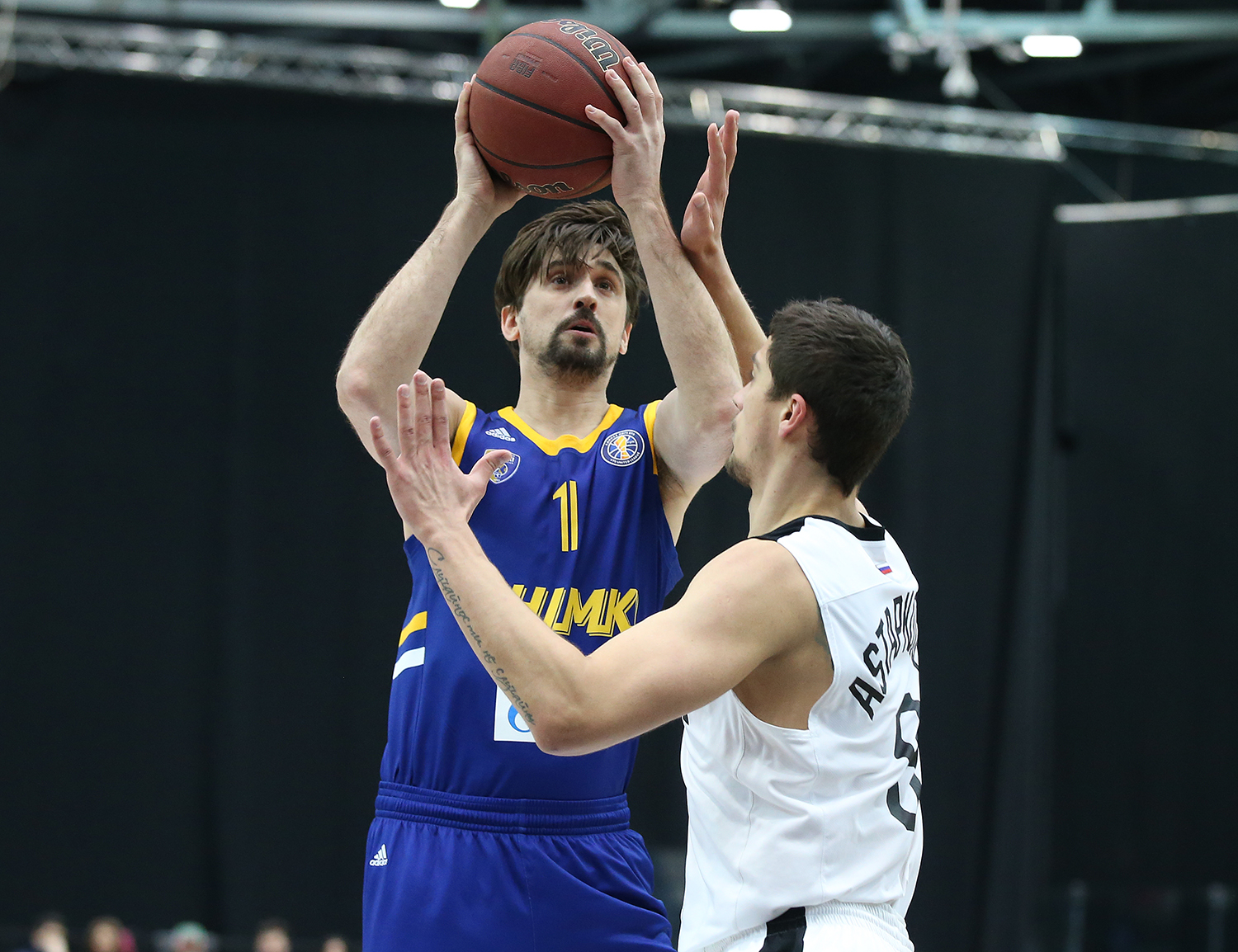 Timma Forces OT, Khimki Avoids Nizhny Upset