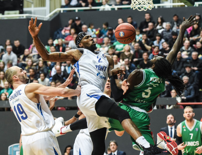Week 25 In Review: UNICS Chasing 1st Place, Loko Pays Back Astana