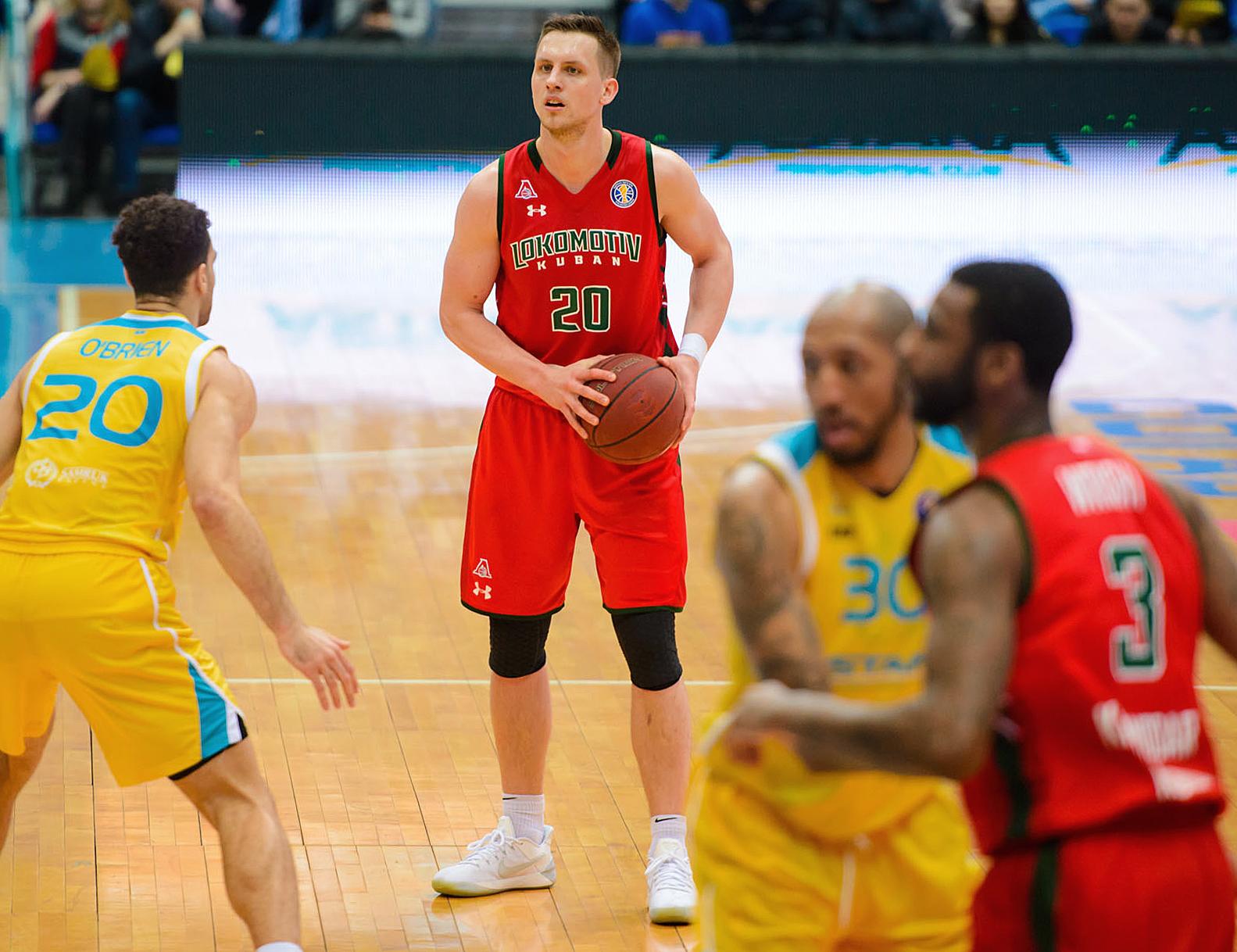 Loko Keeps Astana From 4th Place