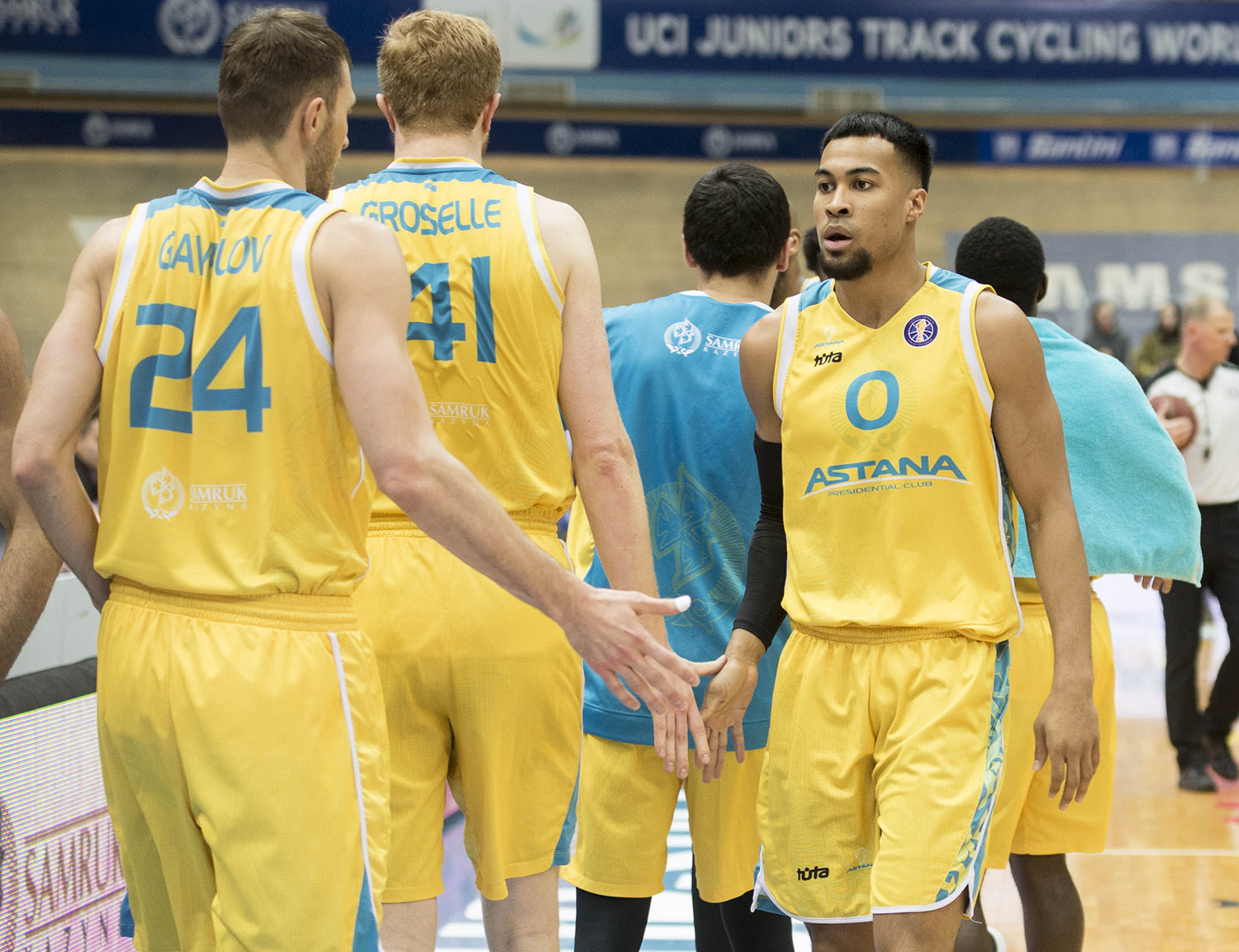 Astana Rallies Past Enisey For 15th Win