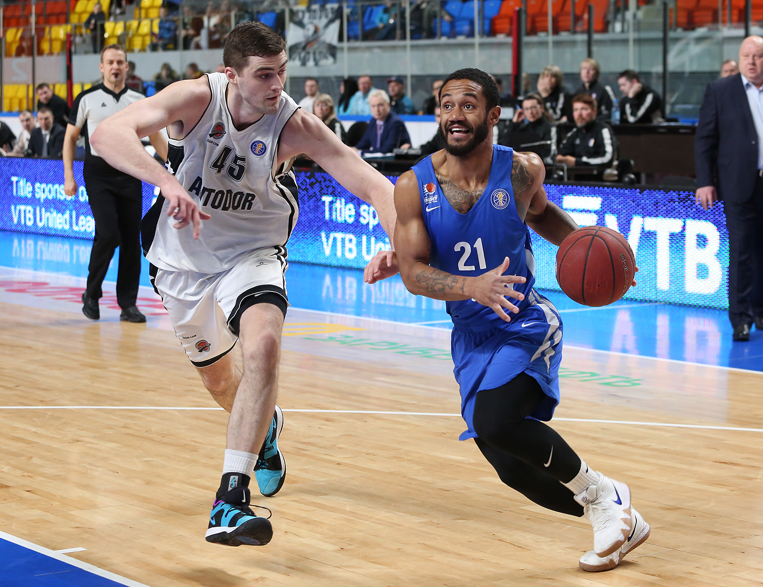 Enisey Takes 9th Place At Avtodor's Expense
