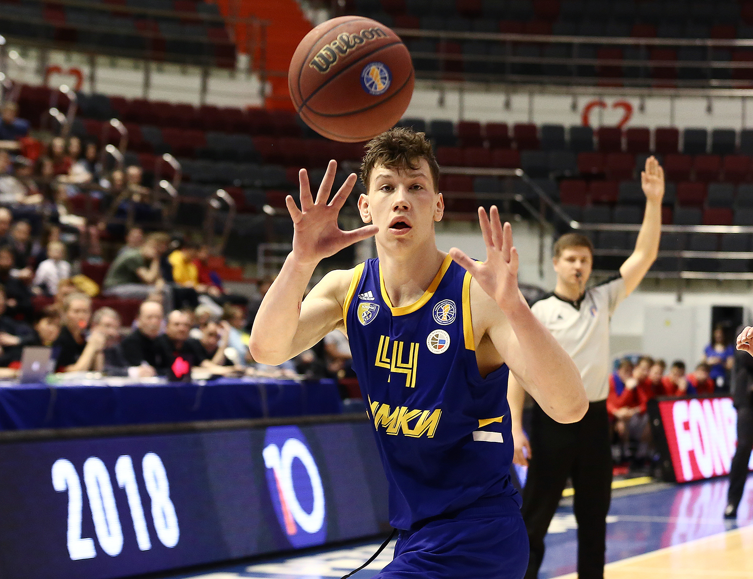 Ilya Sorokin: My Dad Tells Me To Be Like Georgios Printezis