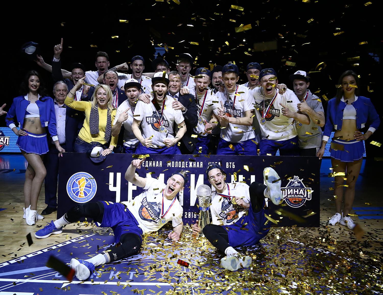Khimki-2 Wins 2019 Youth League Championship