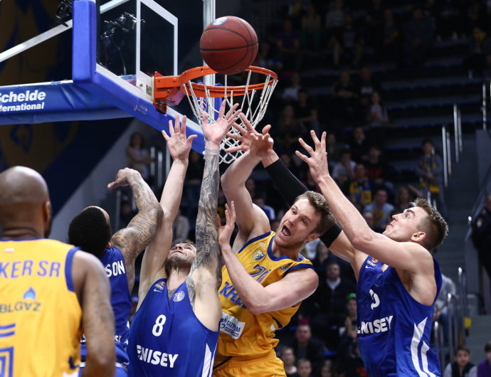 Khimki vs. Enisey Highlights