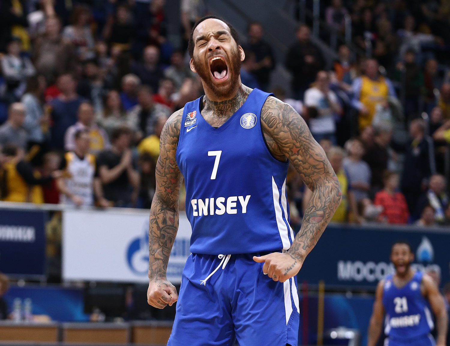 Khimki Upset By Enisey, Playoff Picture Takes Shape