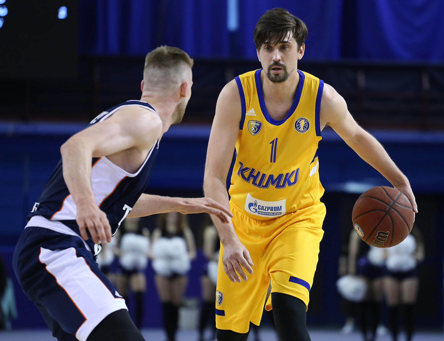 Khimki Wins 6th-Straight At Tsmoki's Expense