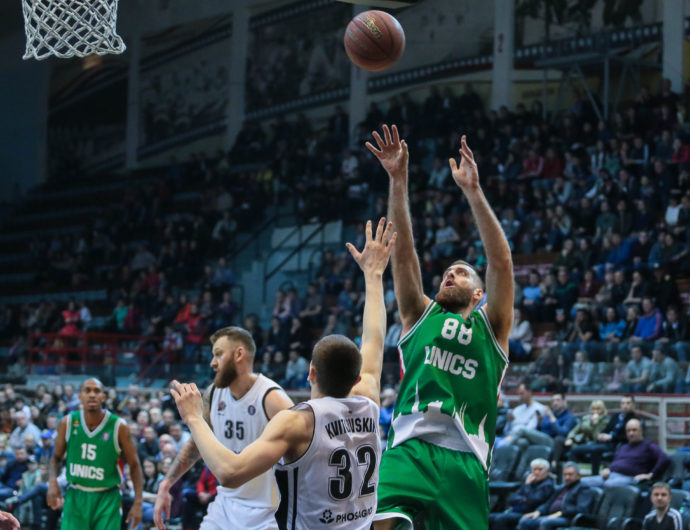 UNICS Bounces Back In Saratov, Smith Scores 27