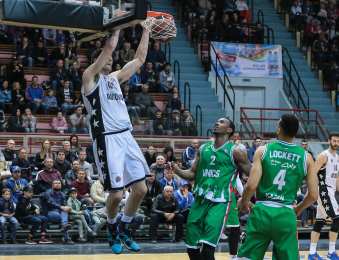 Avtodor vs. UNICS Highlights