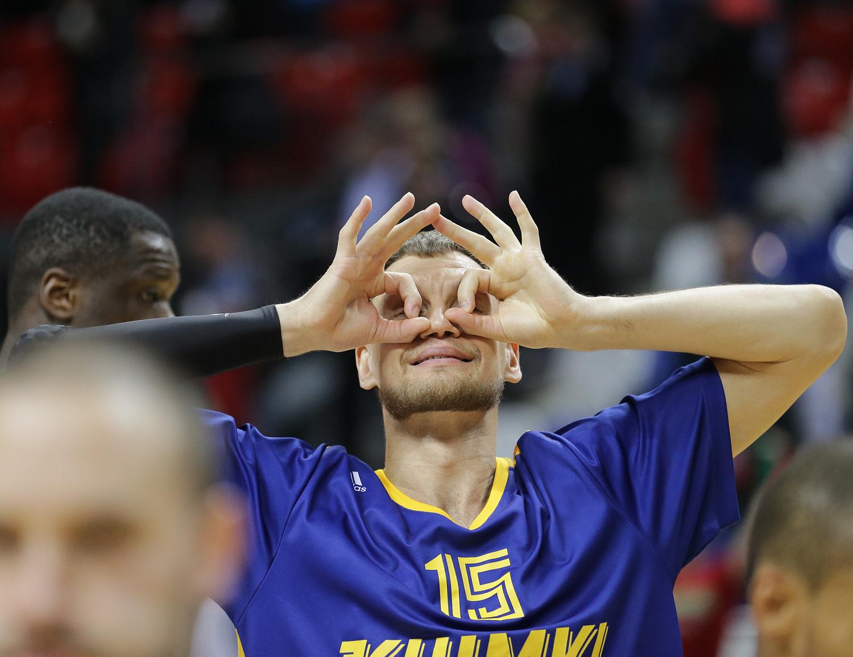 ЦСКА проиграл дома впервые в сезоне, Доневальд не прошел тест «Химками». Итоги 23-й недели