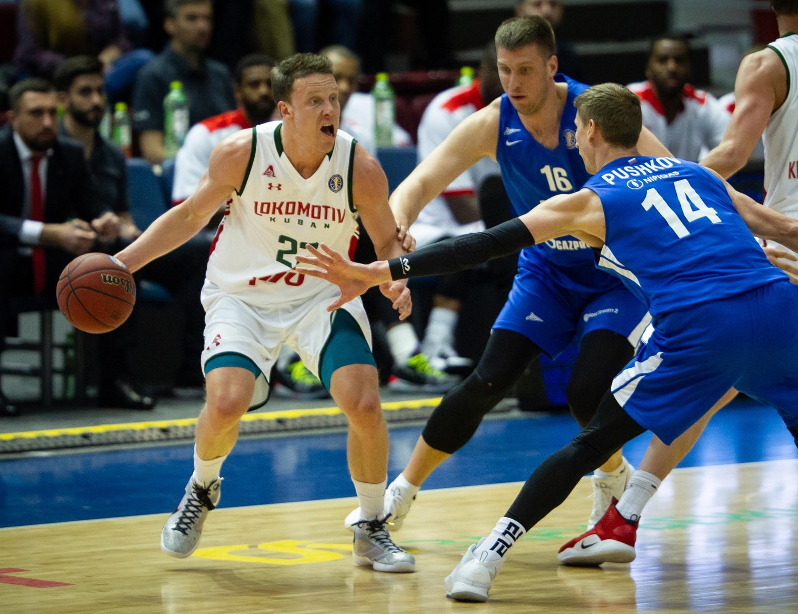 «Локо» победил в Санкт-Петербурге и стал четвертым в «регулярке»