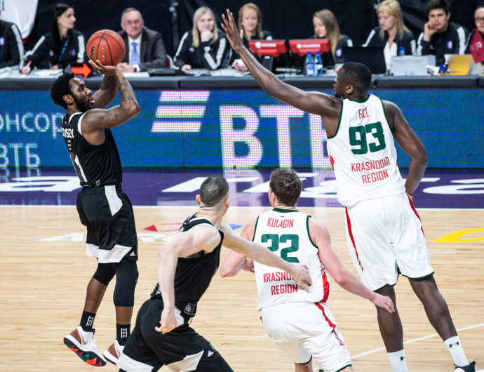 VEF Derails Lokomotiv For Win #10 And 10th Place