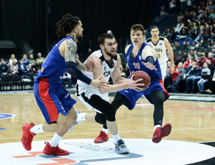 Nizhny Novgorod vs. CSKA Highlights