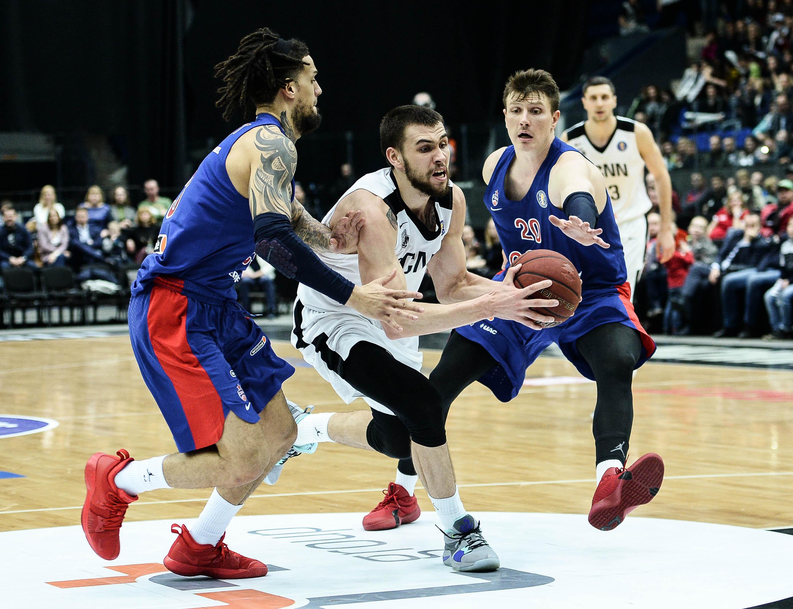 Week 24 In Review: Zhbanov Goes Off vs. CSKA, Kulagin's Dunks Save Loko