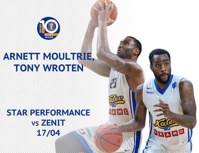 Star Performance: Tony Wroten And Arnett Moultrie vs. Zenit
