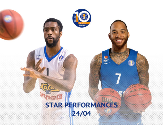 Star Performances: D'Angelo Harrison vs. Khimki, Tony Wroten vs. Loko