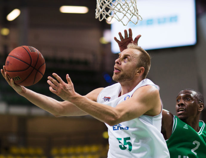 Zielona Gora vs. UNICS Highlights