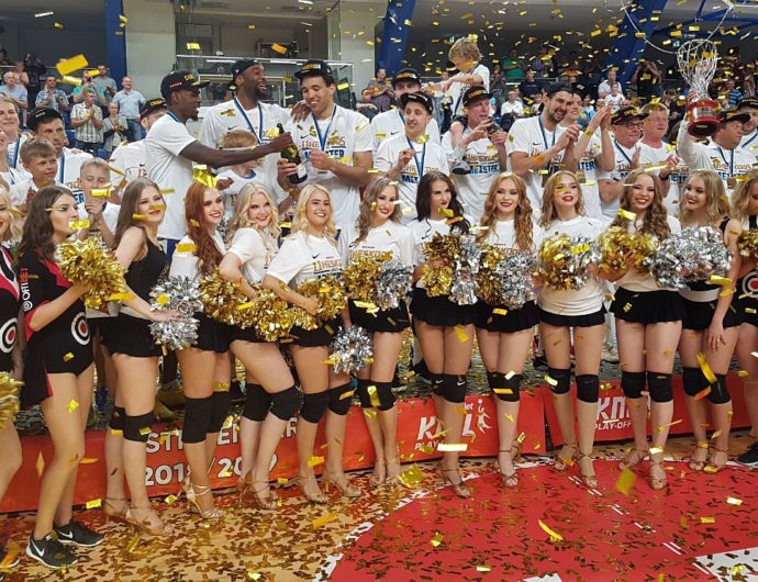 Kalev Wins Estonian Championship