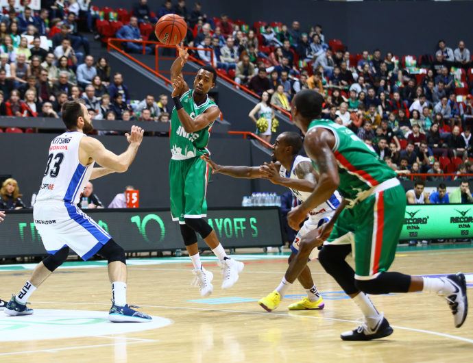UNICS Takes Down Kalev In Game 1