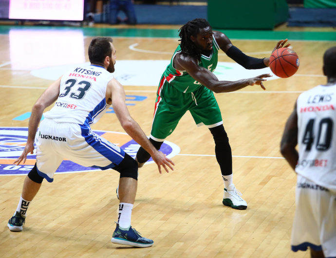 UNICS Scores 40 In 1st Quarter, Leads Kalev 2-0