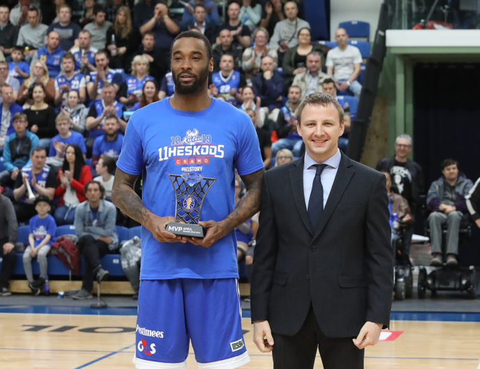 MVP апреля
