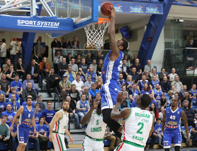 UNICS vs. Kalev Game 3 Highlights