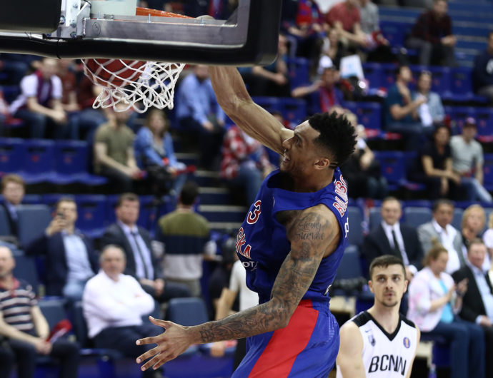 CSKA vs. Nizhny Novgorod Game 2 Highlights
