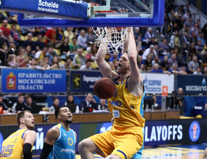 Khimki vs. Astana Game 2 Highlights