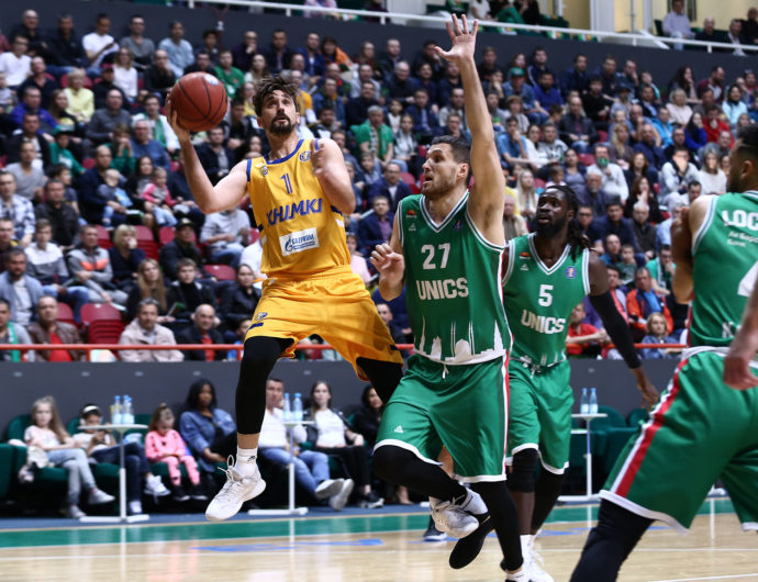 Khimki Evens Series In Kazan Shootout