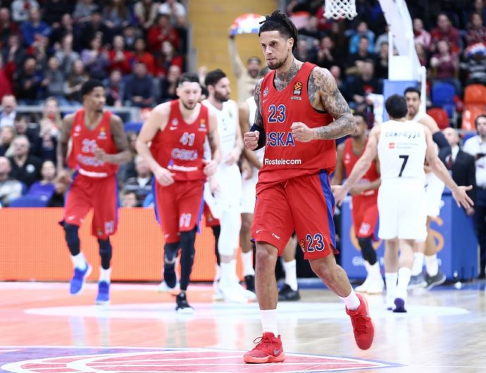 CSKA Advances To EuroLeague Final