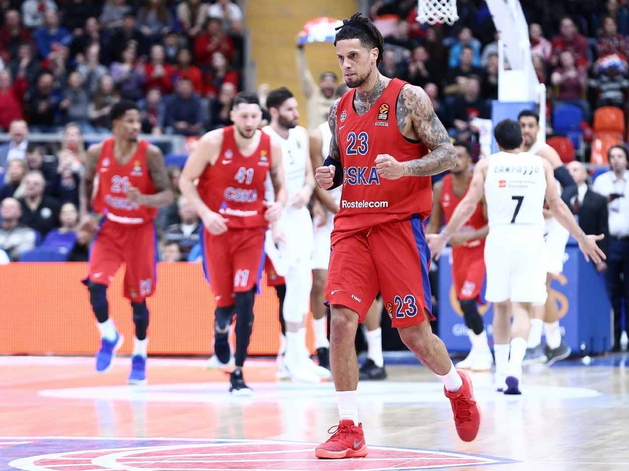 CSKA Advances To EuroLeague Final