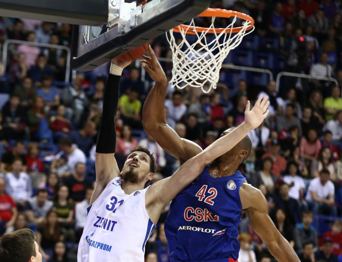 CSKA Escapes In Game 2 Thriller, Zenit On Brink Of Elimination