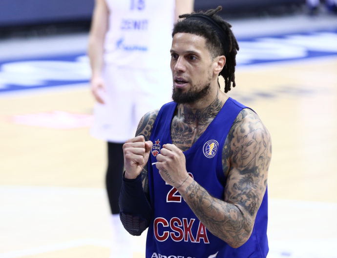 CSKA vs. Zenit Game 2 Highlights
