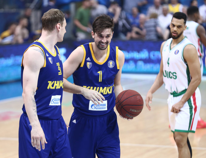 Alexey Shved And Janis Timma vs. UNICS (VIDEO)