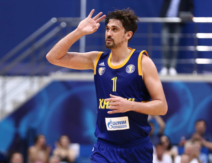 Khimki Takes Down UNICS In Game 4, Returns To Finals