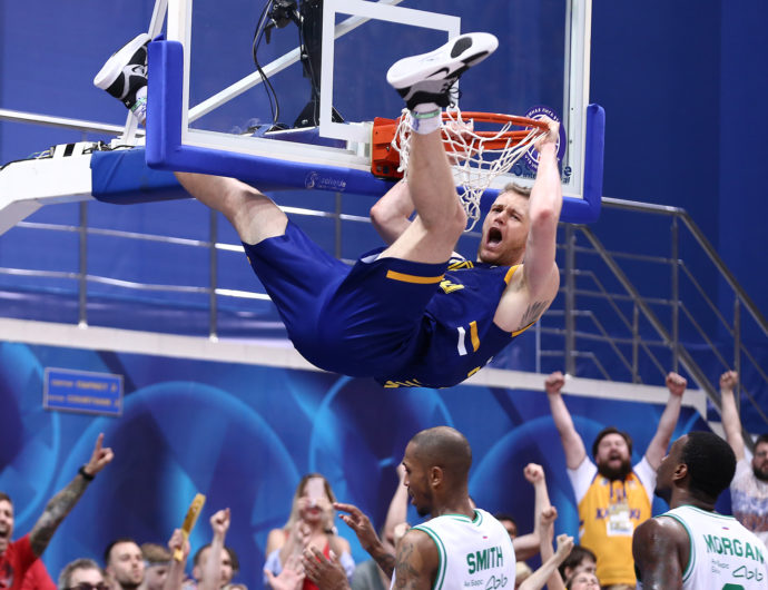 Khimki vs. UNICS Game 4 Highlights