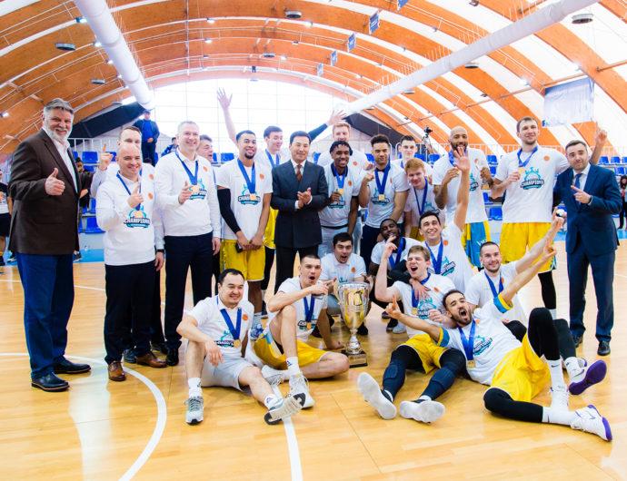 «Астана» — чемпион Казахстана