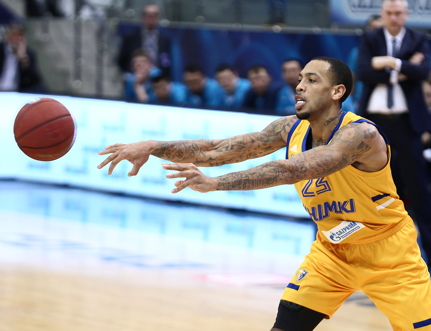 Malcolm Thomas: Alexey Shved Is Russia's Best Basketball Player