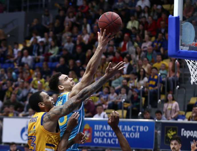 Khimki vs. Astana Highlights