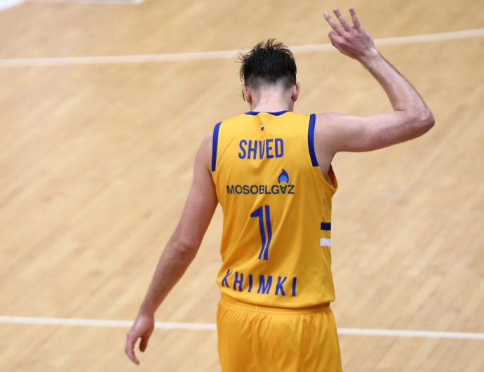 Shved, Khimki Open Playoffs By Beating Astana