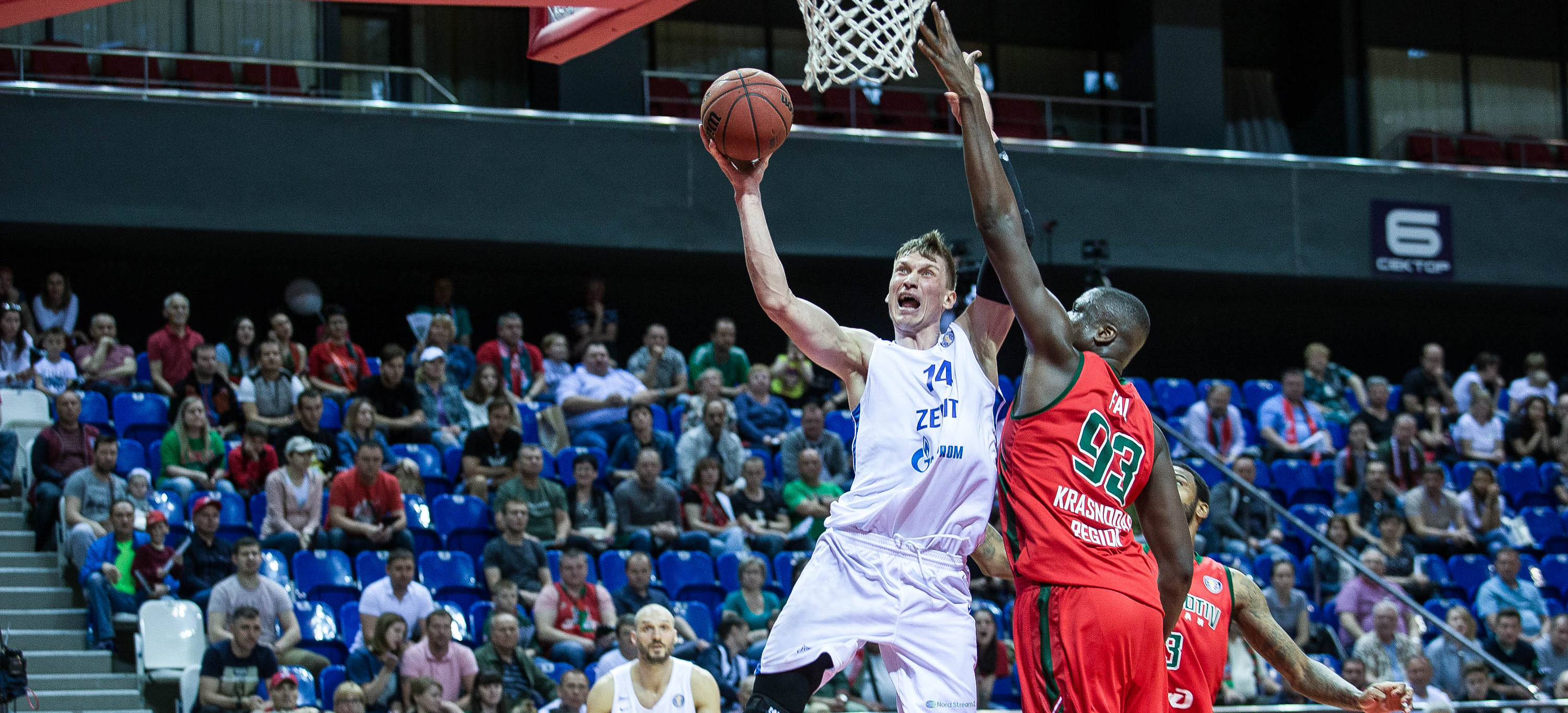 Zenit Steals Loko's Home-Court Advantage