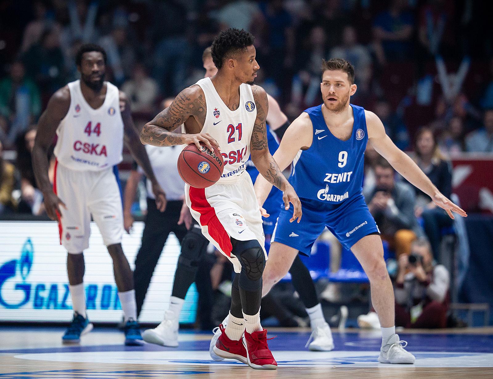 CSKA Reaches Finals After St. Petersburg Thriller