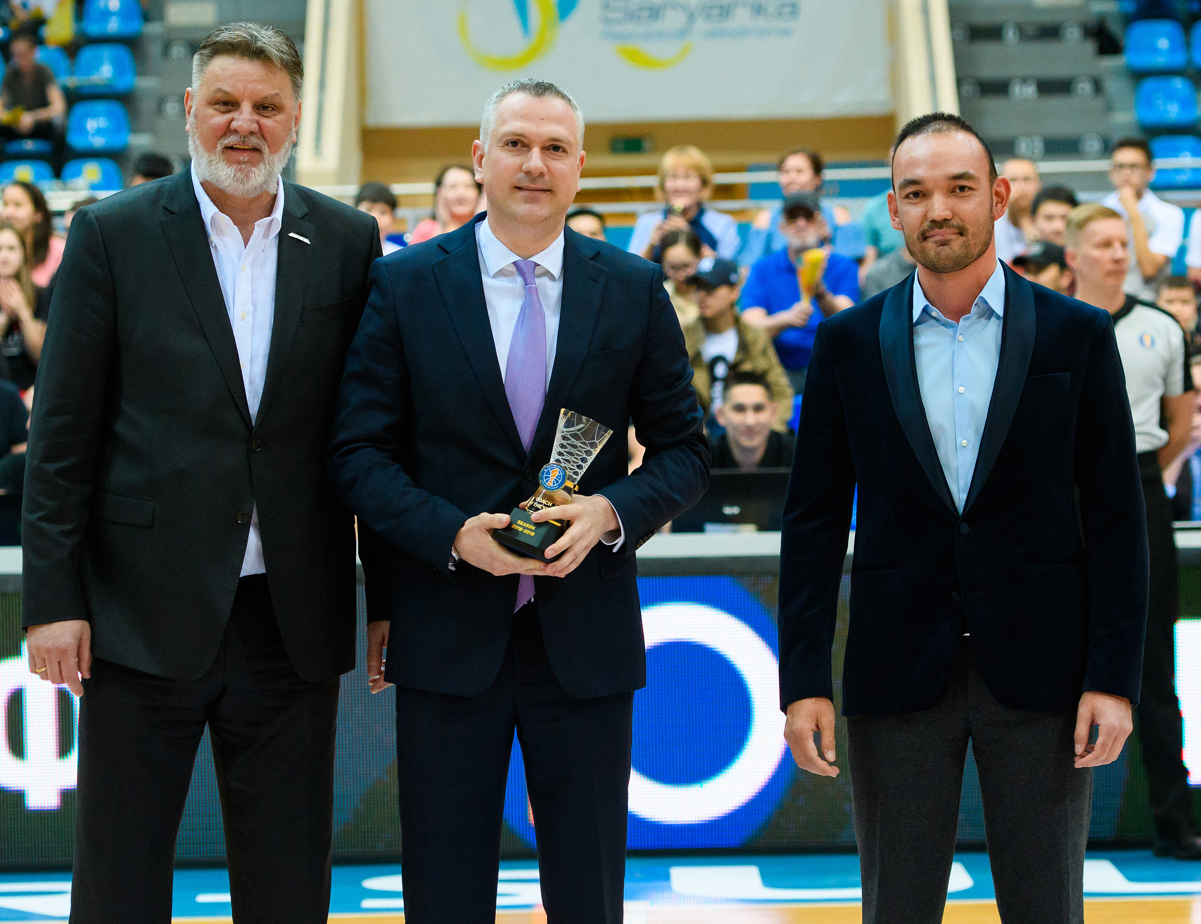 Emil Rajkovic Named 2018-19 Coach Of The Year