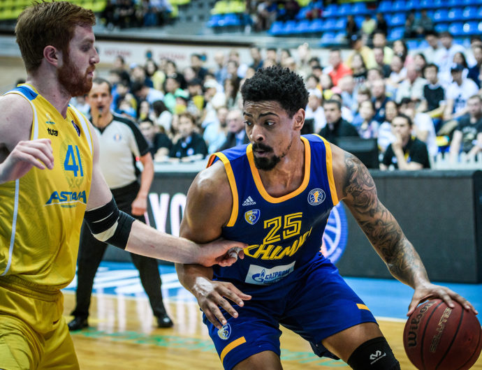 Khimki Overpowers Astana In Game 3, Advances To Semis