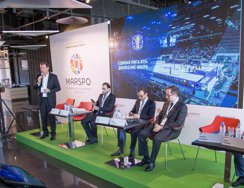 Единая Лига ВТБ будет представлена на конференции MarSpo