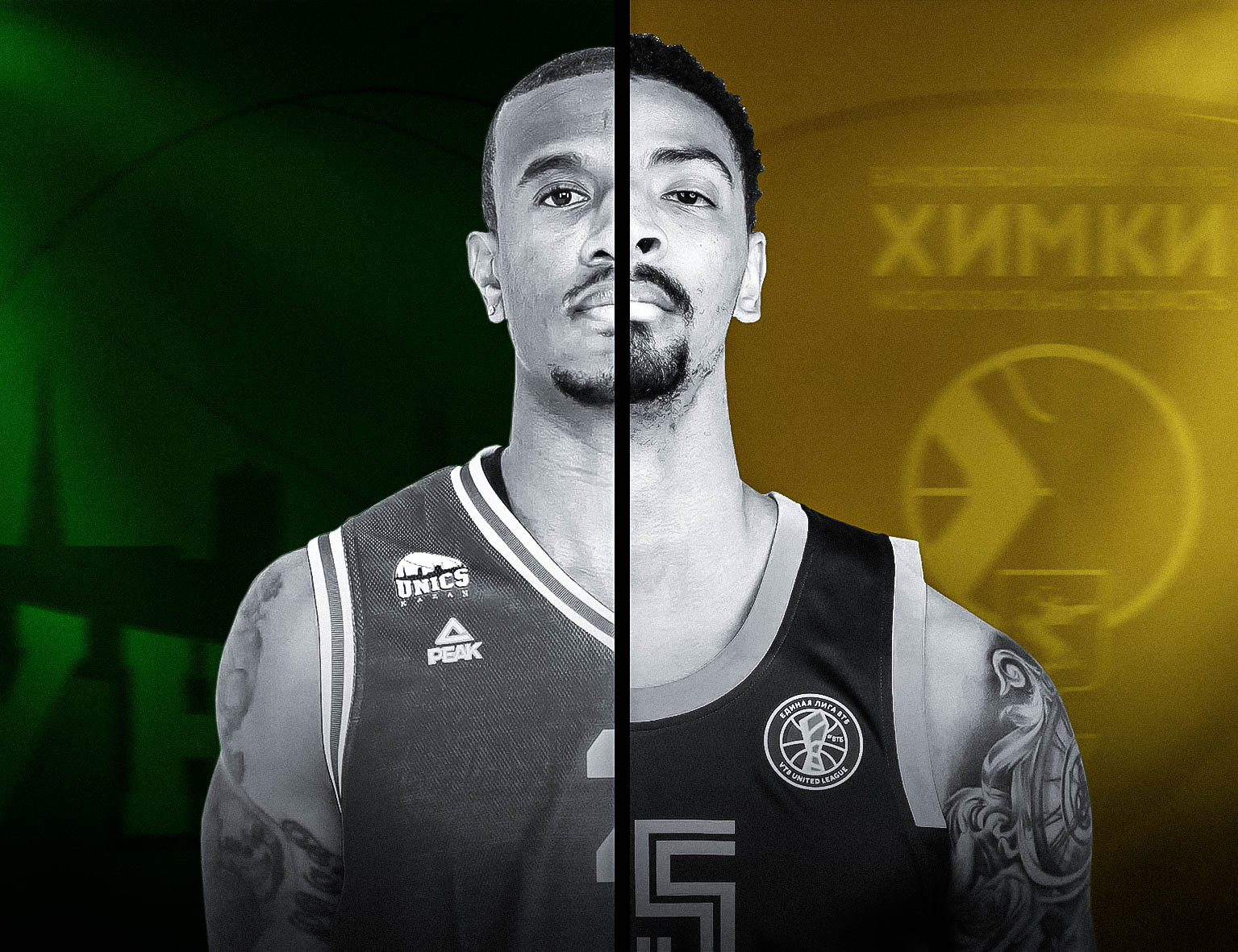Semifinals: UNICS (2) vs. Khimki (3)