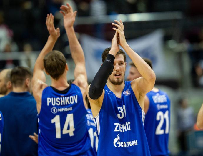 Evgeny Valiev Moves From Zenit To Khimki