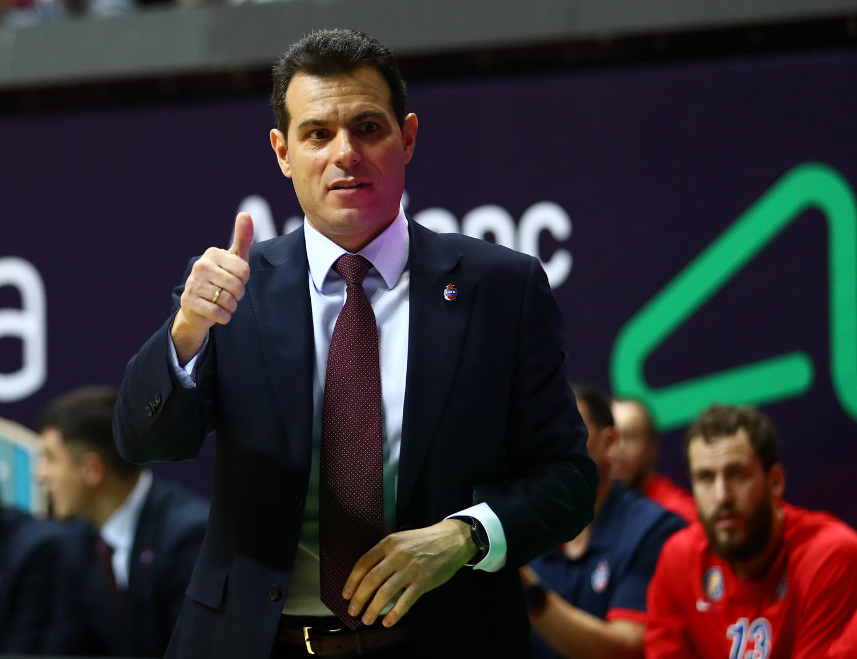 Димитрис Итудис продлил контракт с ЦСКА