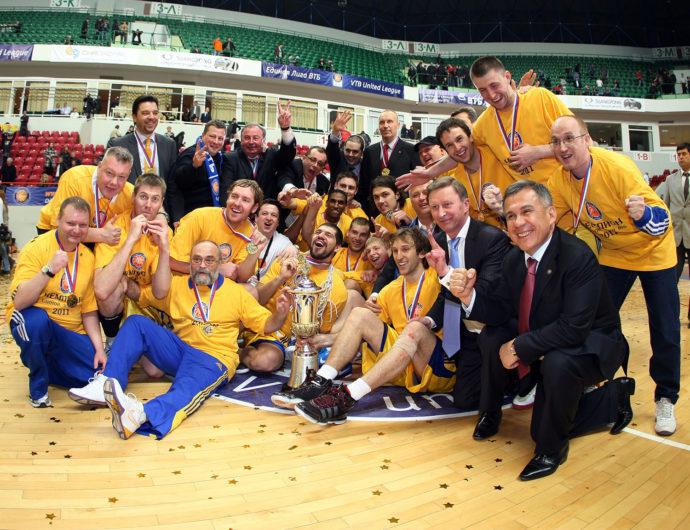 «Химки»-2011 — чемпионы Единой Лиги ВТБ. Где они сейчас