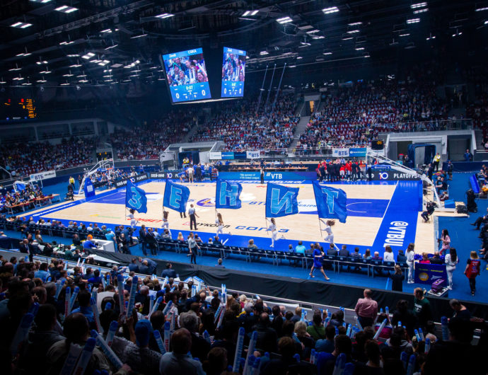 Zenit Receives 2019-20 EuroLeague Wild Card
