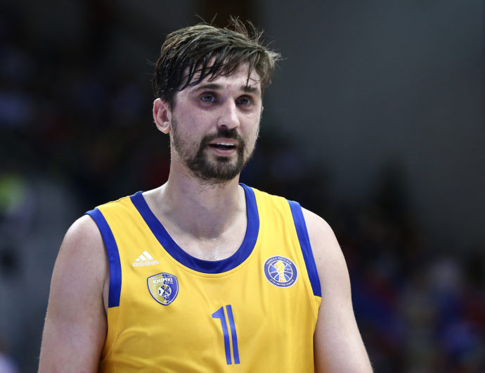 Alexey Shved Suffers Season-Ending Foot Injury
